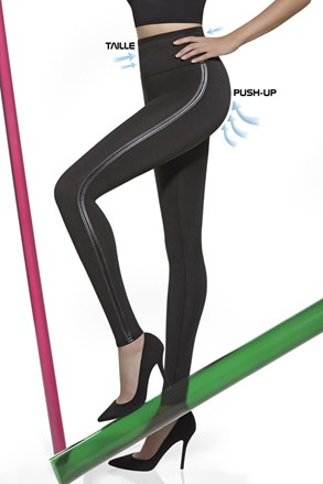 Pajkice Mid-oblikovanje postave Angelica s Push-Up učinkom