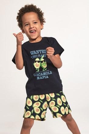 Fantovska pižama Avocado 2