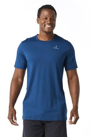 Moška majica SMARTWOOL Merino 150, modra