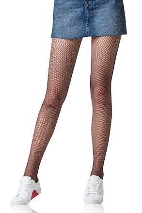 Ženske mrežaste hlačne nogavice Bellinda PANTYHOSE