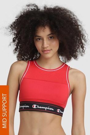 Športni modrček Champion Red Scarlet