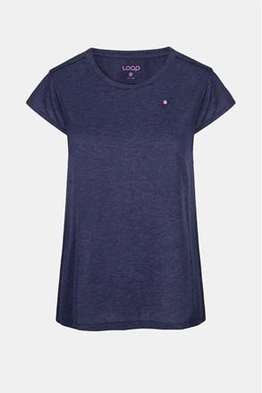 Ženska modra majica LOAP Bradla