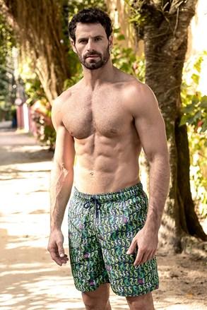 Moške kopalne kratke hlače SHORTS Co. Cavalo Marinho REG, obojestranske