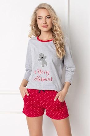Ženska pižama Cookie, kratka
