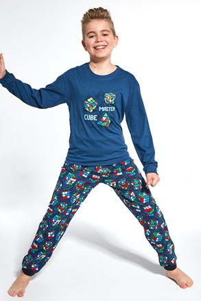 Deška pižama Cube Master