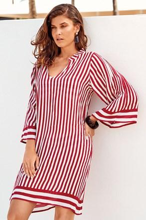 Obleka za na plažo Rossella Red