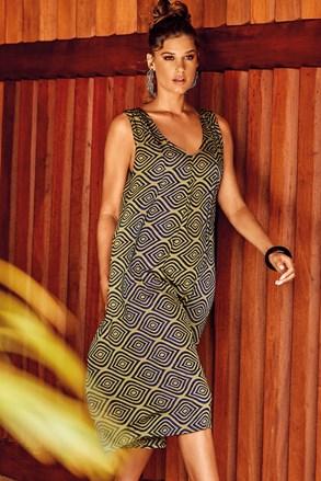 Obleka za na plažo Formentera Retro Vibes