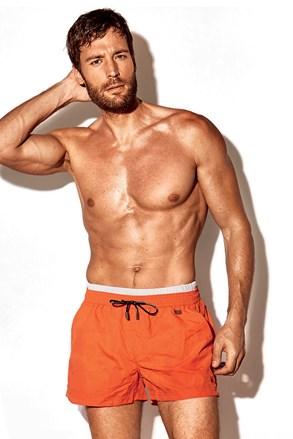 Moške kopalne kratke hlače Atlantis, oranžne
