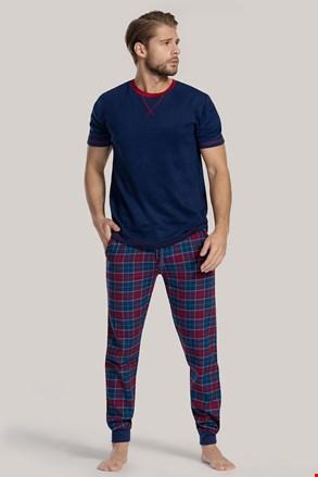 Modra pižama Cooper