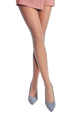 Vzorčaste hlačne nogavice Dotti