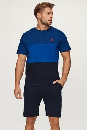 Modra pižama Hugh