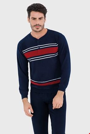 Modra pižama Leo