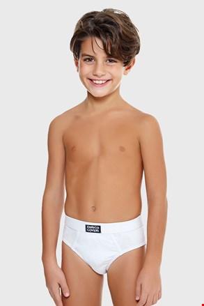 Deške spodnjice Basic bele
