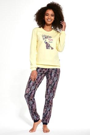 Ženska pižama Elephants