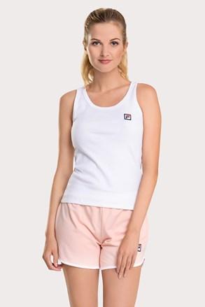 Ženski belo-roza komplet FILA French Terry