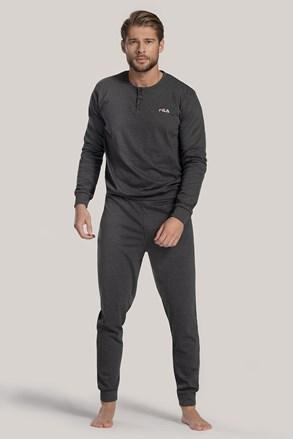 Siva pižama FILA Reese