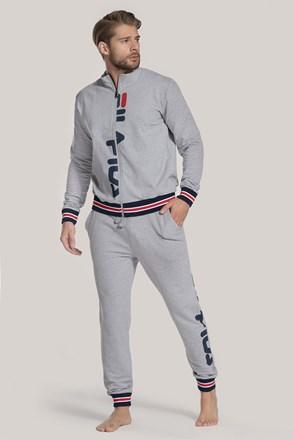 Siva pižama FILA Branson