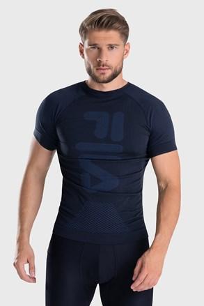 Temno modra funkcionalna majica FILA Dryarn Tech