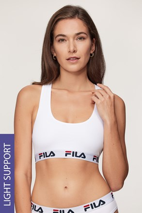 Športni modrček Fila Underwear White