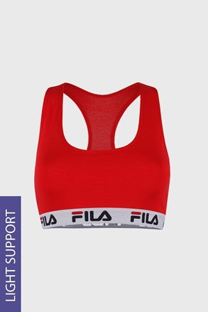 Športen modrček FILA Underwear Red