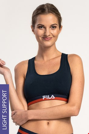 Ženski modrček FILA Underwear Navy