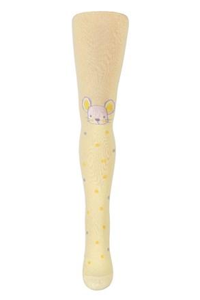 Dekliške hlačne nogavice Mouse