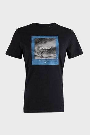 Temno modra majica Sea