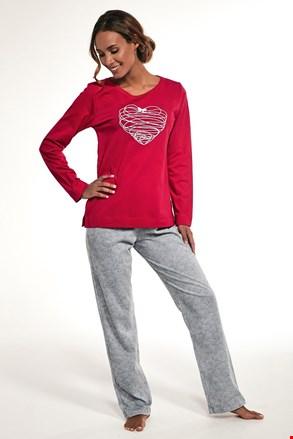 Ženska bombažna pižama Heart