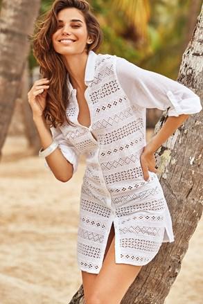 Srajčna obleka za na plažo Romina