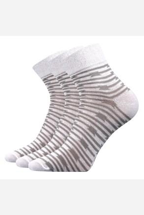3 PACK ženske nogavice Ivana