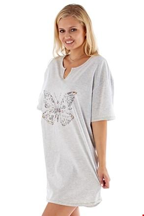 Ženska spalna srajca Butterfly
