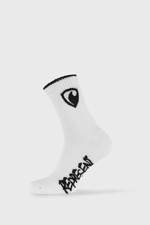 Bele nogavice Represent Long
