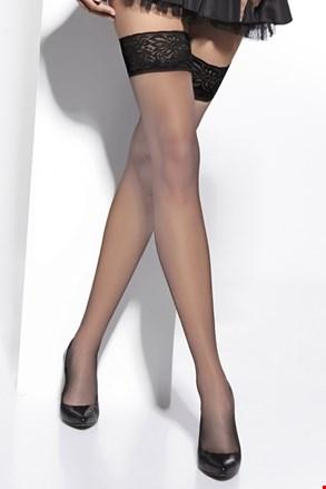 Samostoječe nogavice Lorenza 8 DEN