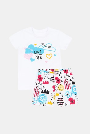 Dekliška pižama Love Art