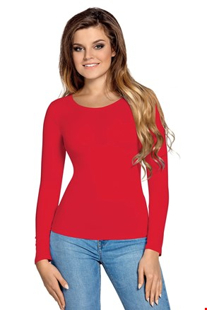 Ženska majica Melani, dolgi rokav