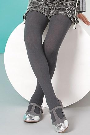 Dekliške hlačne nogavice Melange