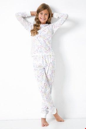 Dekliška pižama Samorog