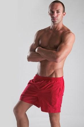 Moške kopalne kratke hlače GERONIMO, rdeče