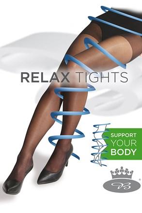 Ženske oporne hlačne nogavice Relax
