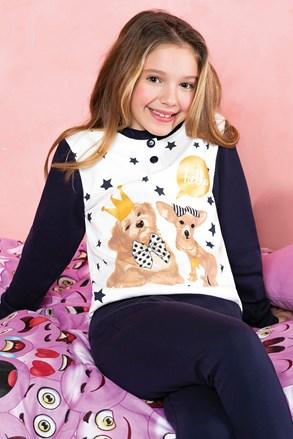 Dekliška pižama Hallo