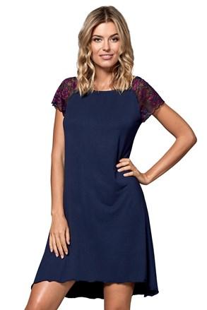 Spalna srajčka Sabrina Blue