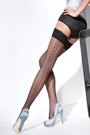 Samostoječe nogavice Sara 20 DEN
