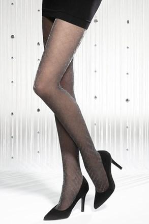 Hlačne nogavice Silver Party 07 20 DEN