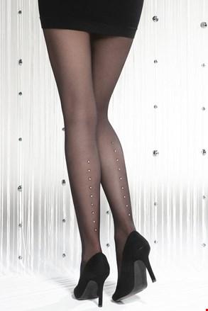 Hlačne nogavice Silver Party 08 20 DEN