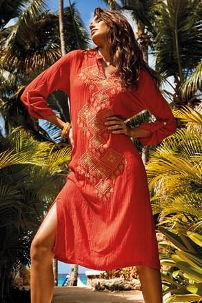 Obleka za na plažo Bruna Orange