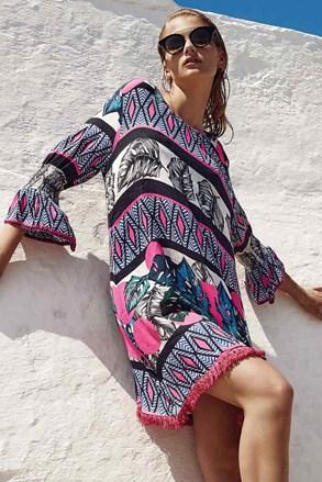Obleka za plažo Editta