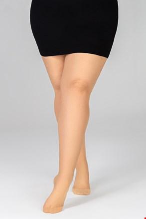 Hlačne nogavice Plus Size Victoria 30 DEN