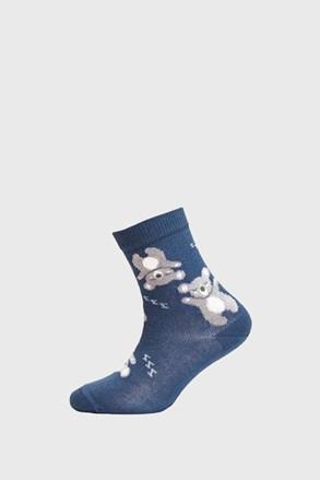 Otroške nogavice Medvedek