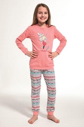 Dekliška pižama Walk