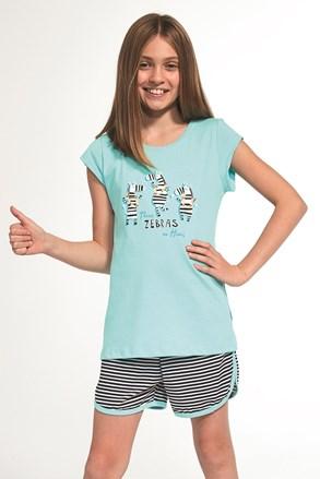 Dekliška pižama Zebra